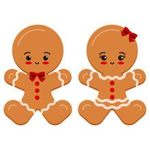 Christmas Cute And Sweet Chara...