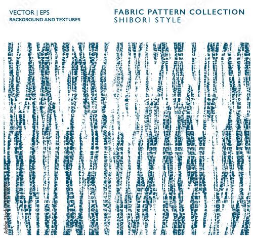 Photo Batik navy pattern