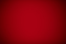 Deep Red Abstract Christmas Ba...
