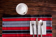 Table Set-up At Arcas Yard, Ba...