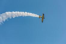 Jiangxi Nanchang Flight Conference Aerobatic Team Flying In The Blue Sky