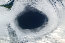 Huge Ozone Hole. Elements Of T...