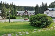 Village And Spa, Karlova Studanka, Czech Republic, Europe