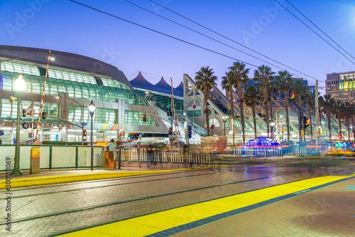 Fotografia, Obraz  San Diego Convention Center