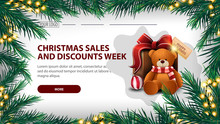 Christmas Sales And Discount W...