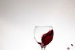 glass of red wine splash 1