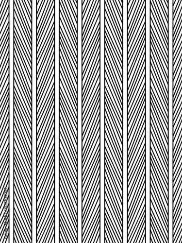 Seamless pattern of diagonal lines. Geometric hipster background. Modern stylish texture. Vector EPS 10 - 300203004