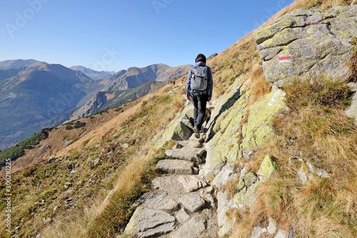 Fotografie, Tablou Tatra Mountains - the most beautiful mountains in Poland.