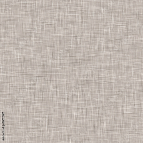 Obraz Seamless Linen Pattern Texture. Natural homespun colors. Marled, slubbed, and mottled fabric look. - fototapety do salonu