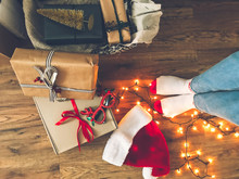 Christmas Gift Boxes, Festive ...