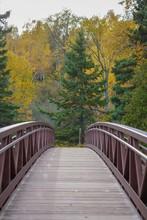 Scenic View On A Bridge At Goo...