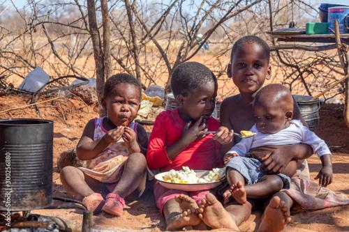 Fotomural  african children