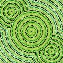 Riverbank Abstract Aboriginal ...