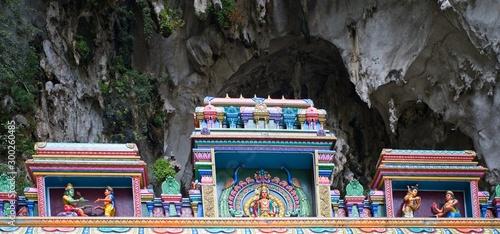 Photo Batu Caves Hindu Temple