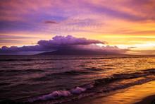 Clouds Over Lanai
