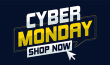 Cyber Monday Sale Deals Vector...
