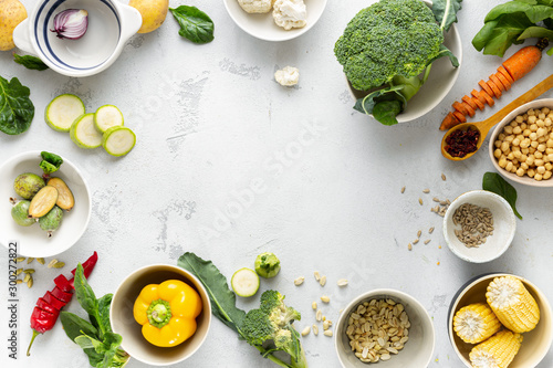 Cuadros en Lienzo World vegan day