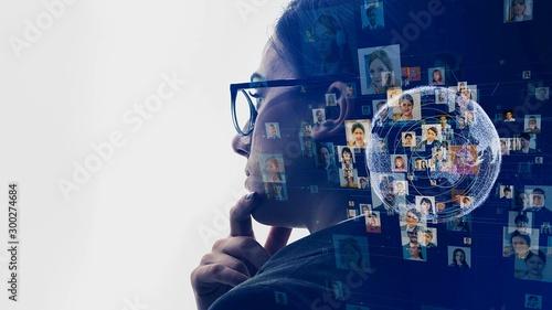 Fototapeta AI・人工知能 obraz