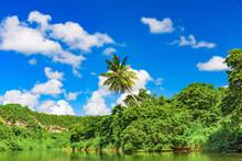 Chevon River Dominican Republic