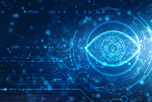 Biometric Screening Eye, Digit...
