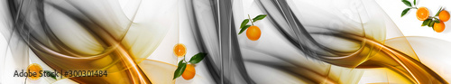 Pomarańcze i pomarańczowa fala - 300301484