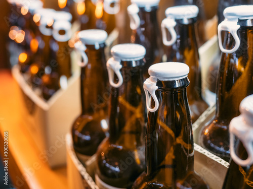 Recess Fitting Alcohol Bottle cap Beer Brewery Craft beer package product Storage Logistic