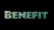 Child Benefit Pixelated Text W...