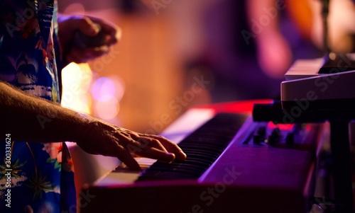 Fotografiet Clavier piano