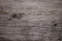 Vintage Wood Background. Old Gray Boards.