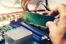 Installing Ram Memory Module O...