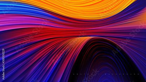 Obraz na plátně  Abstract Altelope Pattern Background