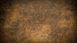 old brown dark rustic leather - background banner