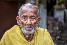 A Poor Indigenous Old Man Of I...