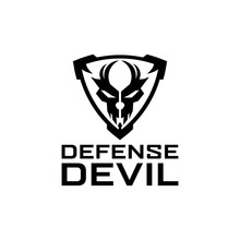 Defense Tactical Shield Skull ...