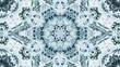 Kaleidoscope - Abstract Symmetrical Photomontage - Geometric Mirror Pattern