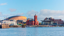 Panoramic View Of The Cardiff ...