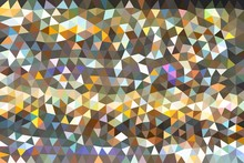 Colorful Pixel Abstract Mosaic...