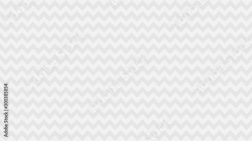 Vászonkép serrated striped grey pastel color for background, art line shape zig zag gray s