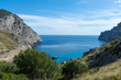 Cala Figuera Bay on the island of Mallorca