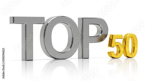 Fotografía  Top 50. Best fifty list.