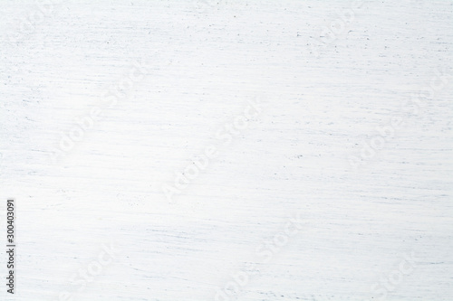 Fototapety, obrazy: The structure of the wooden surface is white as a background.