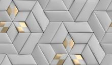 3D Wallpaper Of 3D Soft Geomet...