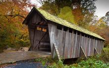 Covered Bridge Fall