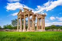 Aphrodisias Ancient City In Tu...