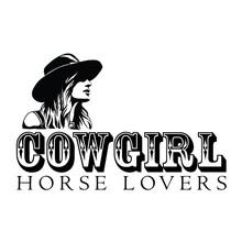 Cowgirl A Cowboy Hat