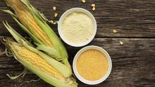 Polenta Corn Grits And Corn Fl...