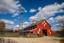 HIstorical Red Barn