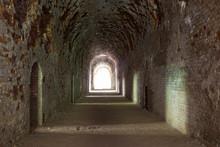 Abandoned Old Fort Tarakanivsk...