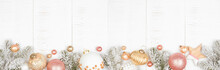 Christmas Long Border Banner O...
