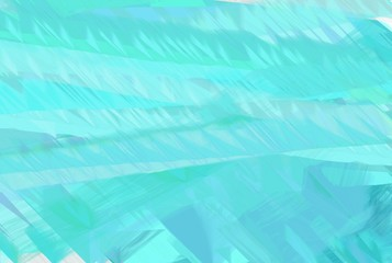 abstract sky blue, pale turquoise and medium turquoise color background illustration. can be used as wallpaper, texture or graphic background